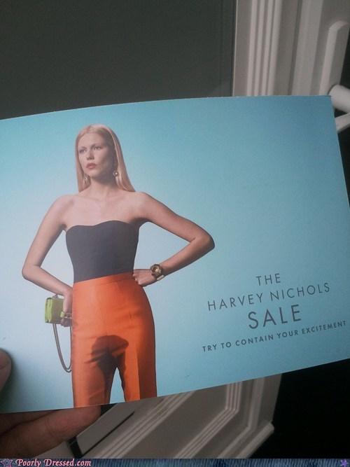 advertisement fashion model pants pee whoops - 6308593920