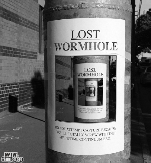 Inception lost recursion sign wormhole yo dawg - 6308599296