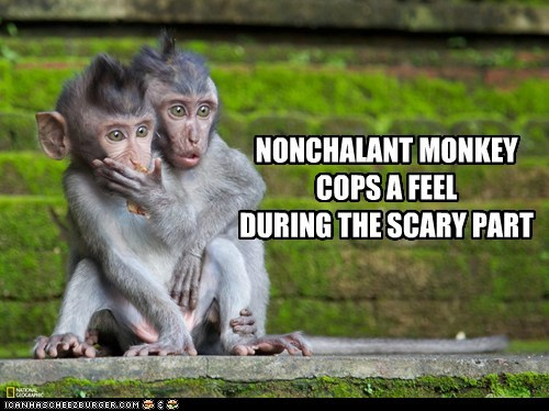 cop a feel dating monkeys scary movie - 6309639680