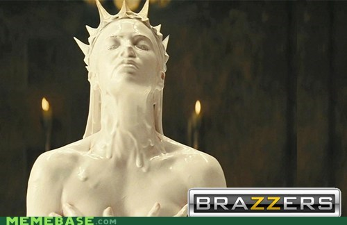 brazzers Memes snow white and the huntsm snow white and the huntsman summer blockbusters that looks naughty - 6310266880