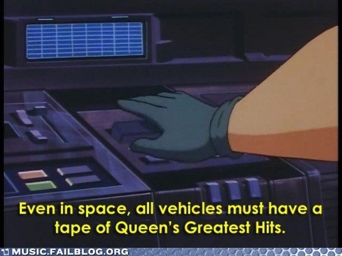 cartoons,queen,space