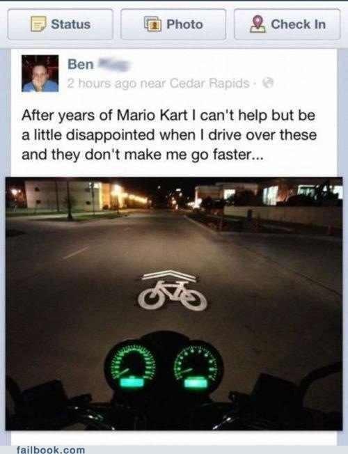 failbook g rated Mario Kart video games - 6310539776