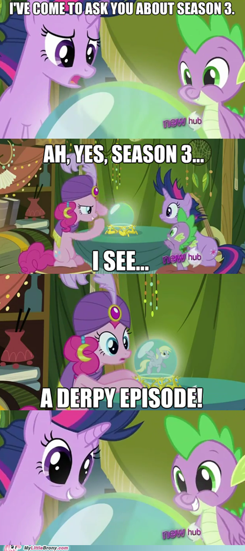 comics derpy hooves pinkie pie psychic season 3 - 6310661120