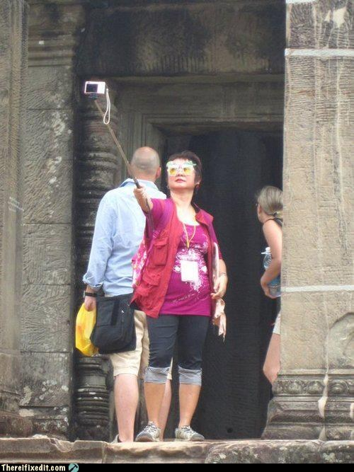 camera,digital camera,g rated,go pro,Photo,self shot,there I fixed it,tourist