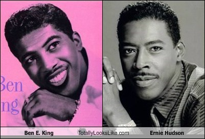 actor,ben-e-king,celeb,ernie hudson,funny,Hall of Fame,Music,TLL