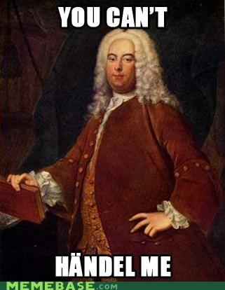 classical composer handel Memes Music - 6311116544