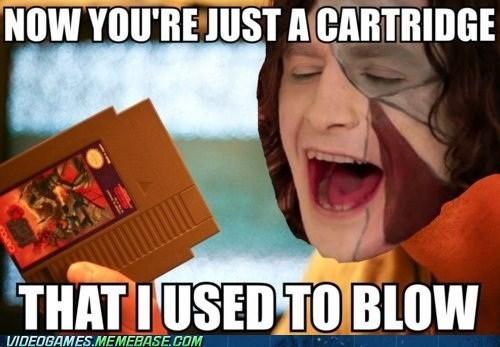 cartridge,gotye,meme,NES