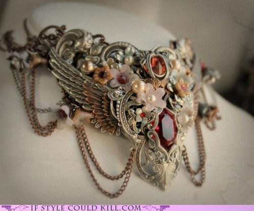 cool accessories jewels necklaces - 6311241728
