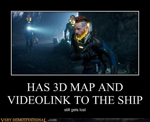 3D map prometheus Pure Awesome video link - 6311421184