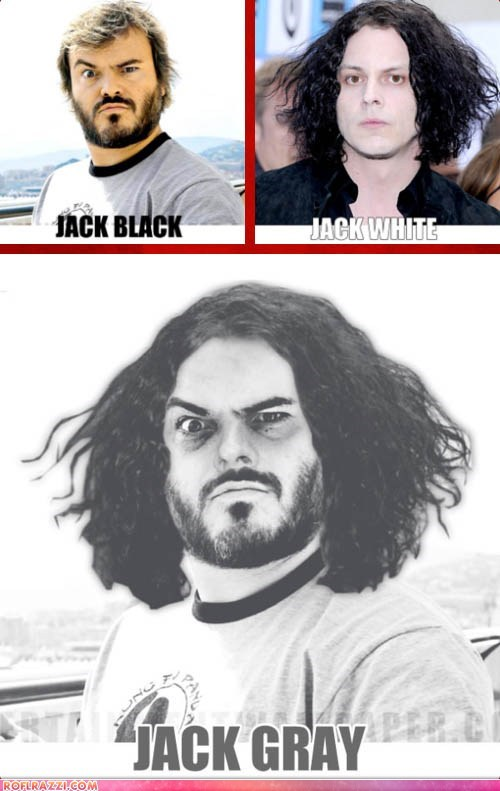 actor celeb funny jack black jack white Music - 6311449344