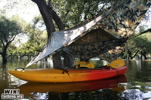BAMF camping design hammock lake manly tent - 6311724544
