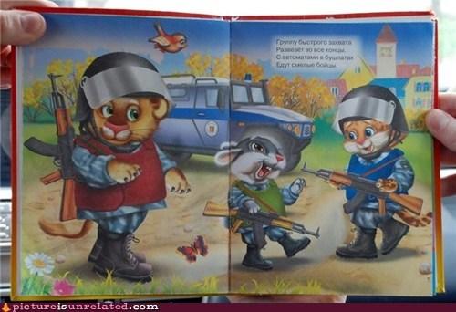 childrens-books guns kids Soviet Russia wtf - 6312054016