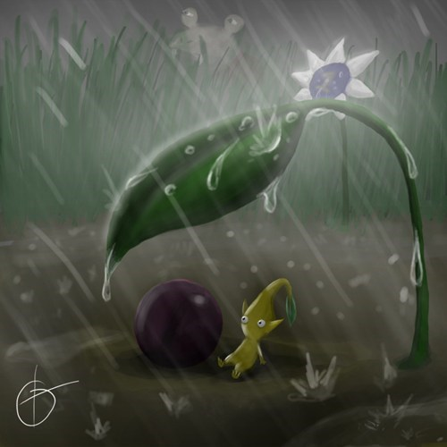 Fan Art,nintendo,pikmin,video games