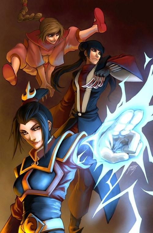 Avatar the Last Airbender avatar-the-last-airbende Azula Fan Art Mai Tylee - 6312703232