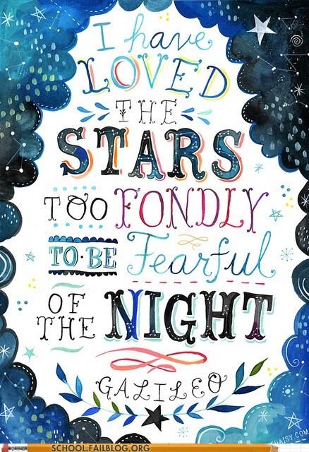 galileo stars Words Of Wisdom - 6312907008