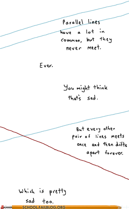 emo math,pairs of lines,Parallel Lines
