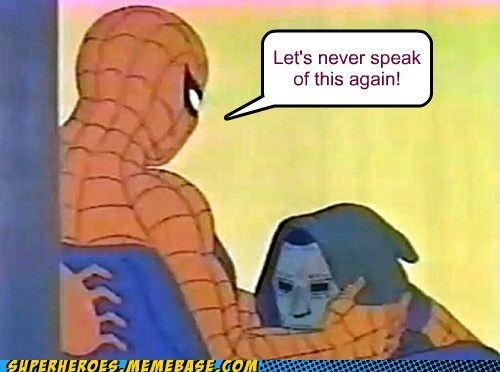 dr doom sexy times Spider-Man Super-Lols - 6313240832