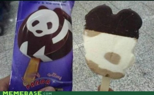 bar,Close Enough,dessert,ice cream,panda