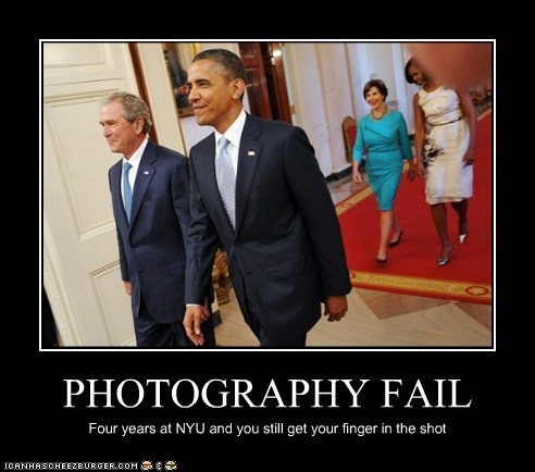 barack obama george w bush political pictures - 6315913984