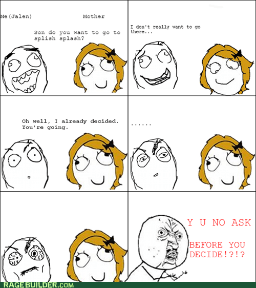 Y U NO moms parenting swimming pool - 6316779264