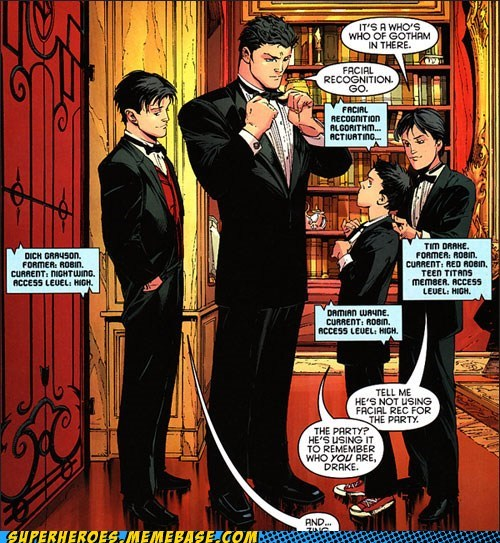 batman damian robin Straight off the Straight off the Page zing - 6316866304