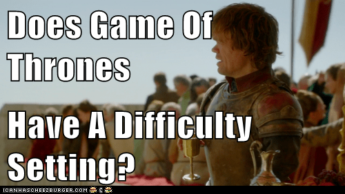 a song of ice and fire difficulty Game of Thrones peter dinklage setting tyrion lannister