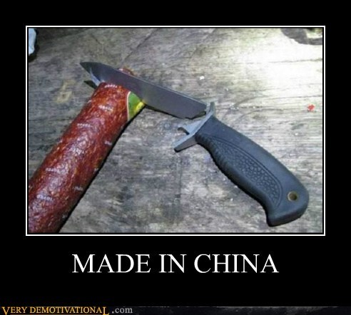 broken hilarious knife made in china - 6317818368
