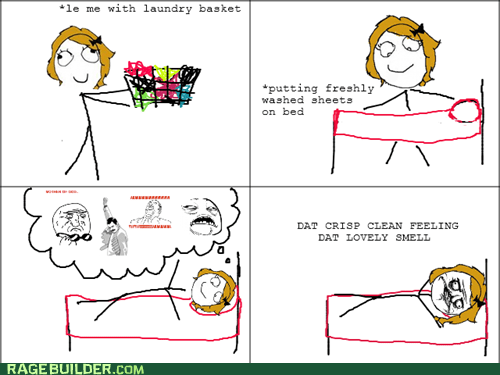 laundry,me gusta,mother of god,Rage Comics