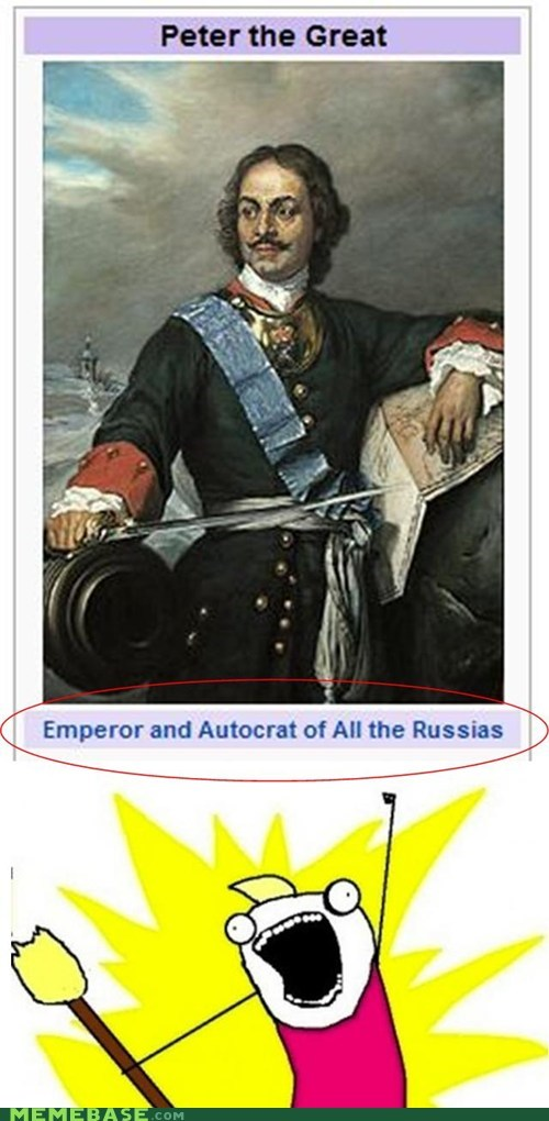 all the things,emporer,peter the great,russia