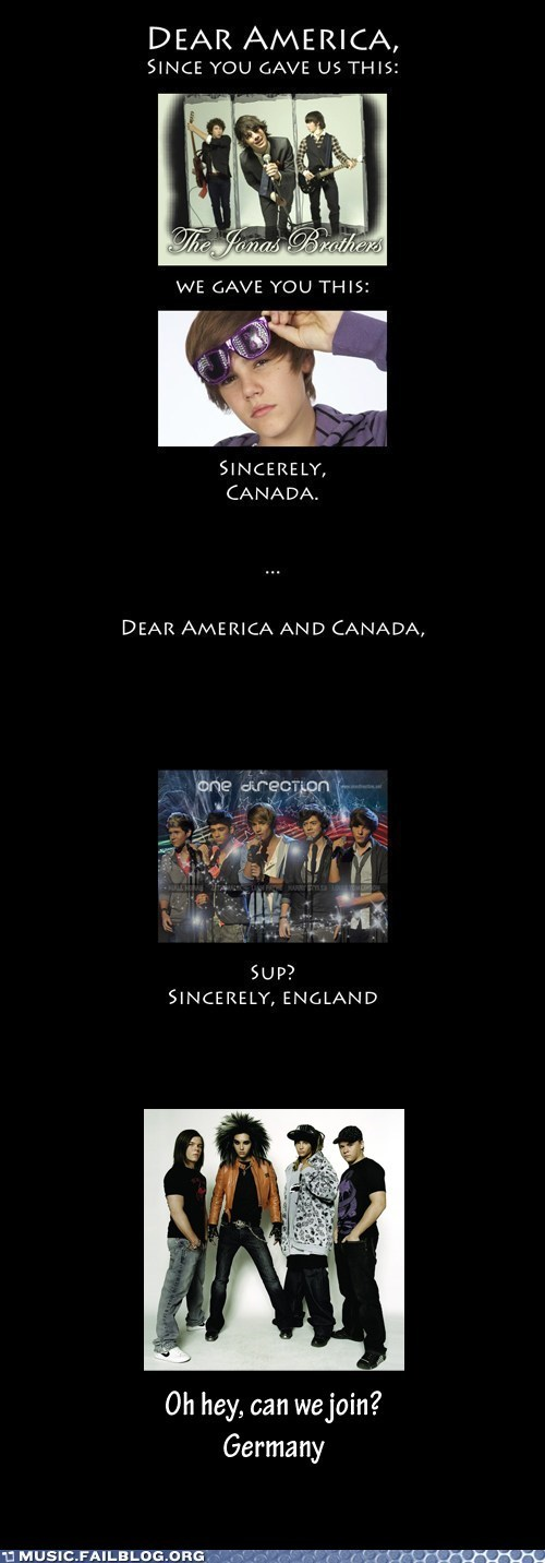 america england Germany international jonas brothers justin bieber one direction - 6320181248