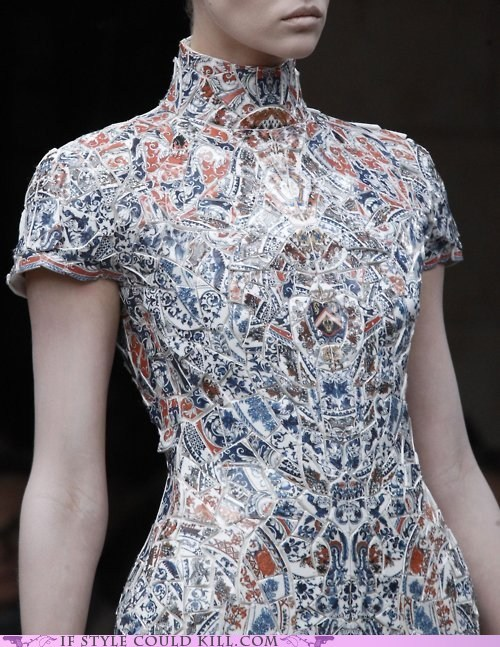 alexander mcqueen ceramic cool accessories dresses glass - 6320754688