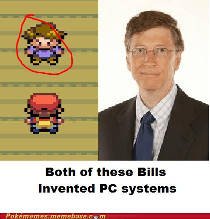 bill Bill Gates IRL PC