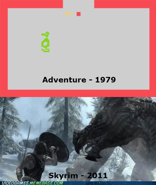 adventure gameplay Skyrim video games - 6320779776