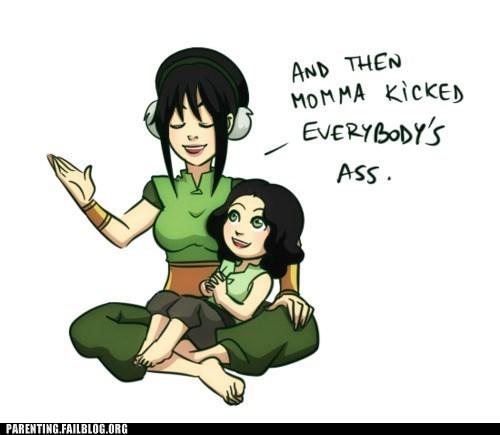 daughter kicking ass mom - 6320834048
