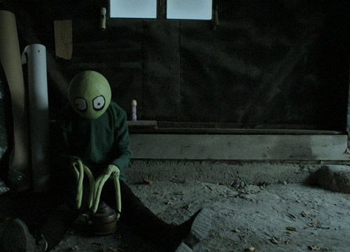 comics cosplay flash cartoons internets Salad Fingers - 6320922880