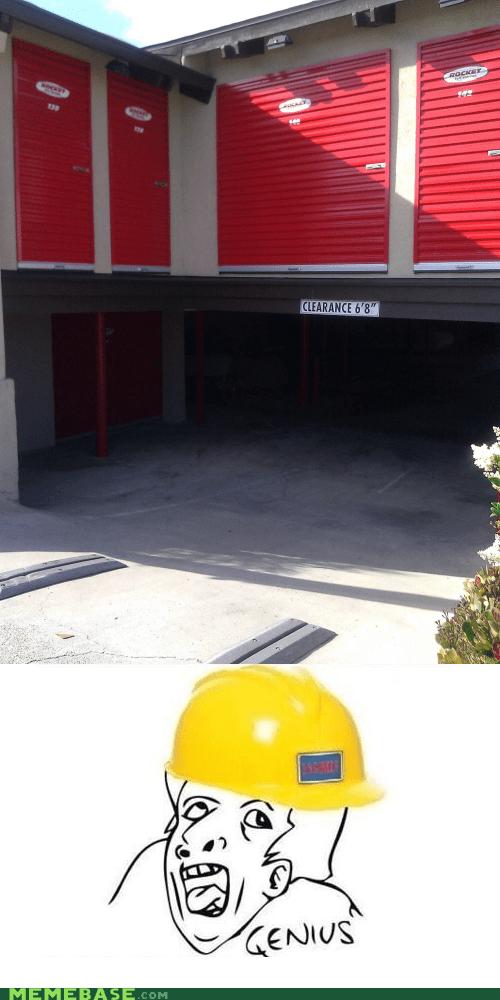 construction doors genius ladders Memes what - 6320924928