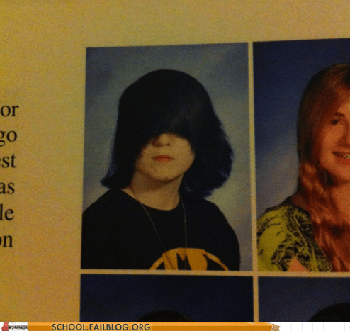 darth vader hair yearbook club - 6321241088
