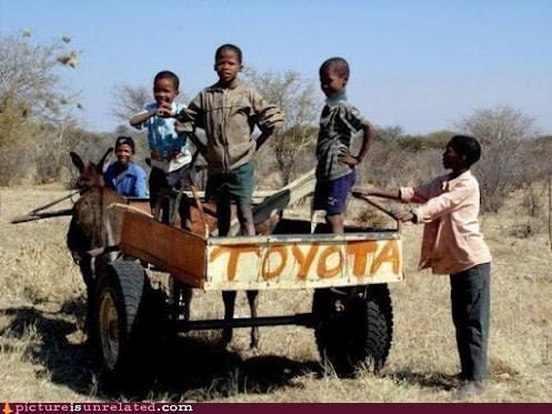 car car mods donkeys horsepower toyota wtf - 6321255168
