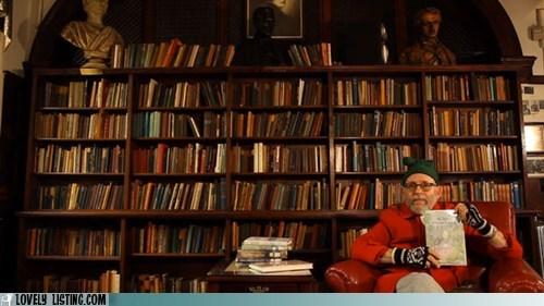 books library moonrise kingdom set Wes Anderson - 6321261056