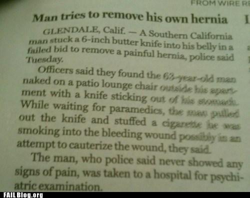 hernia newspaper surgery - 6321338624