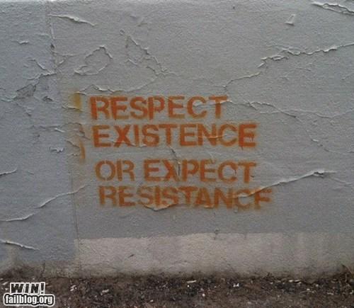 clever graffiti hacked irl political Street Art - 6321437184
