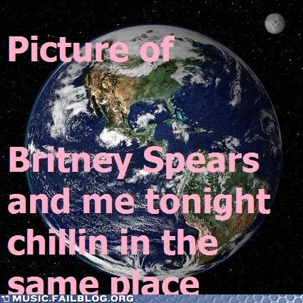 britney spears celeb earth same place - 6321528576
