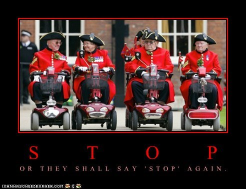 england old people political pictures redcoats