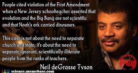 idiots Memes Neil deGrasse Tyson New Jersey Professors teachers - 6321804288