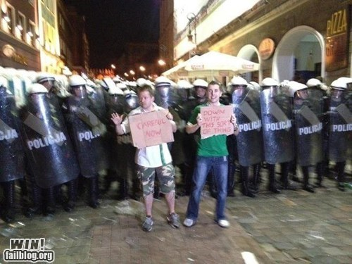 clever,Ireland,police,Protest,soccer