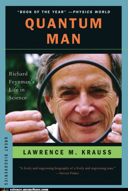 book,Professors,reading list,richard feynman