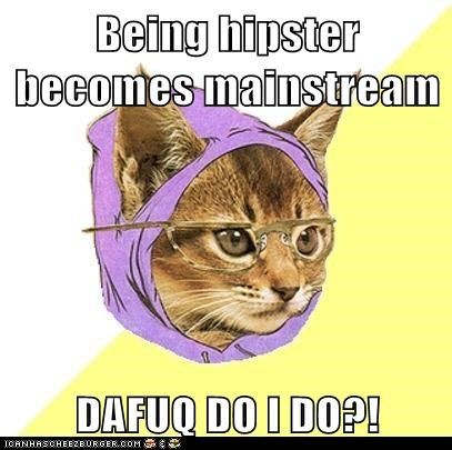 Hipster Kitty - 6323582976