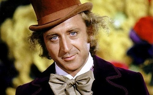gene wilder Letter Of Note Willy Wonka