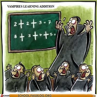 addition math vampires