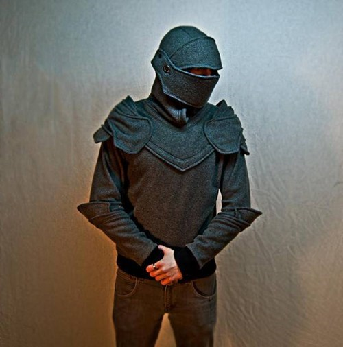 armored knight,hoodie